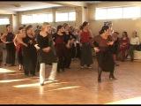 Фламенко танец видео: часть I (уроки онлайн) [video-dance.ru]
