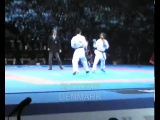 Male Kumite Final -75 kg...Aghayev vs. Busa Serbia2010.flv